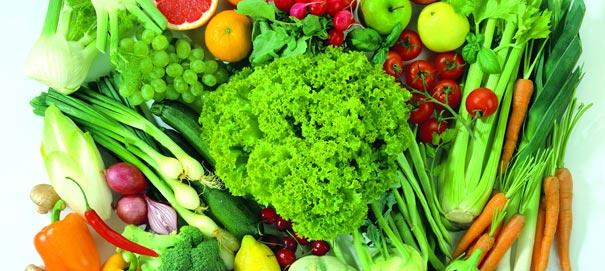 Нам необходимы «живые» продукты – свежие фрукты и овощи
