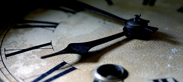 Изменчивое ощущение времени