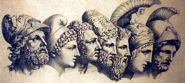 К какому типу вы относитесь (Типология людей по-древнегречески)