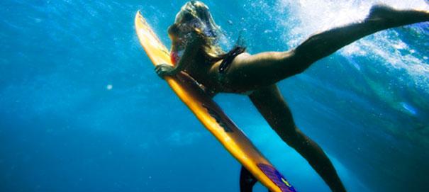 Я, серфинг и океан