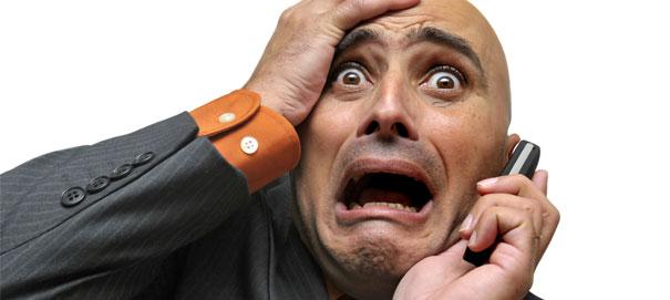 Как не паниковать в стрессовых ситуациях