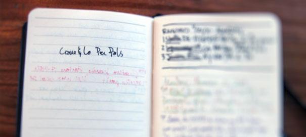 Записывайте ваши цели
