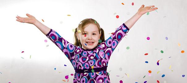 5 правил для воспитания счастливого ребенка