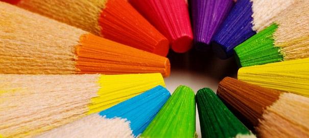 Влияние цвета на психику человека