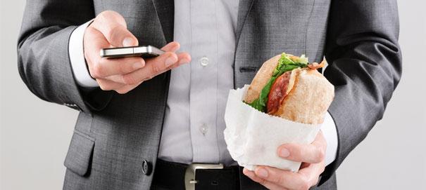 Отдохнуть в обед с пользой для здоровья